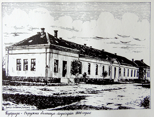 Bolnica 1906