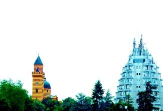 Crkva i hotel
