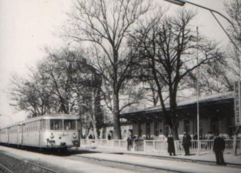 Ћуприја - железничка станица