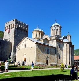 Деспотовац - манастир Манасија