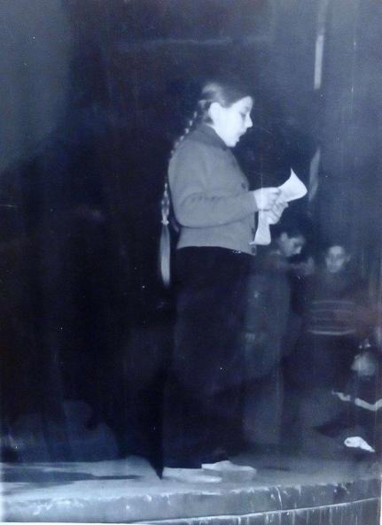 Dodela pionirskih marama 29.11.1963.