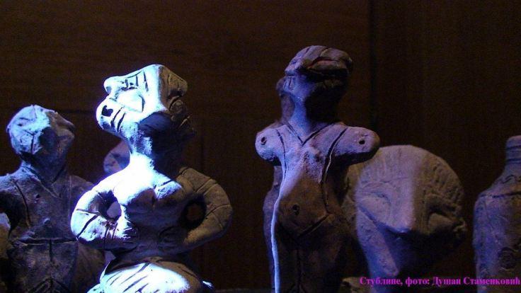 Figurine vincanska kultura