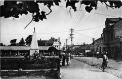 Glavna ulica pijaca