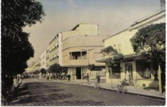 Glavna ulica pobeda i dardaneli centar