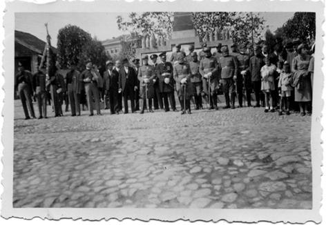 Glavna ulica uoci rata