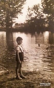 Jezero plivanje