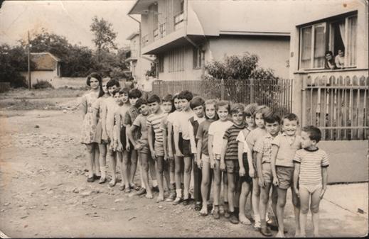 Klinci iz Prvomajske ulice 1969