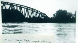 Most Morava 1963