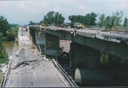 most na autoputu