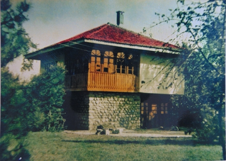 1957-1968 Зграда музеја код Микићевог моста