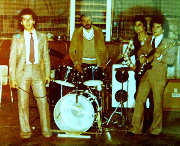 muzicari u Partizanu za Novu