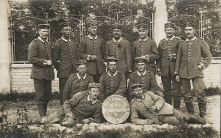 nemacka komanda 1915