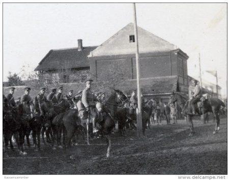 nemacka konjica 1915