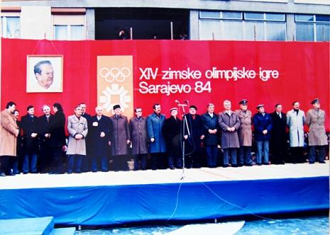 Olimpijada u Sarajevu