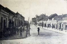 Pocetak glavne ulice 2