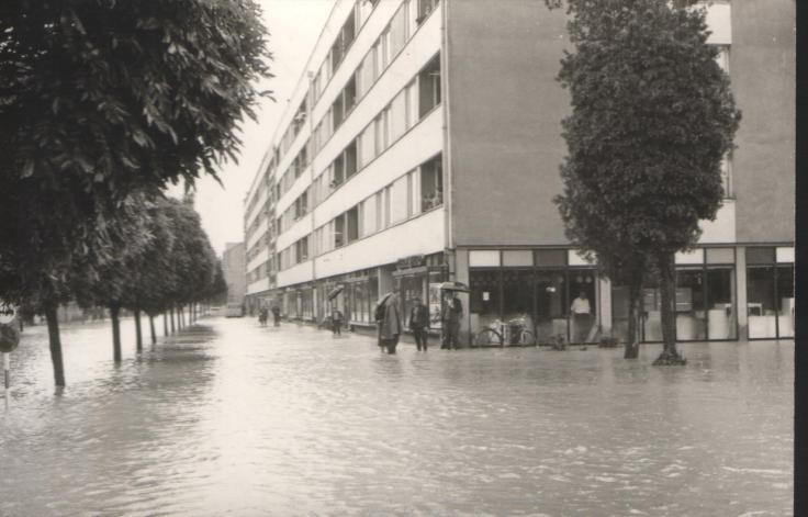 Poplava od Ravanice 1968 1