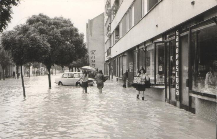 Poplava od Ravanice 1968 7
