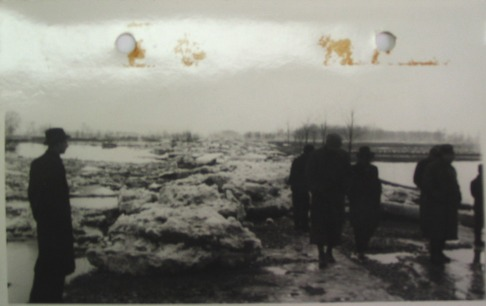 Обустављен саобраћај између Ћуприје и Јагодине 1938.