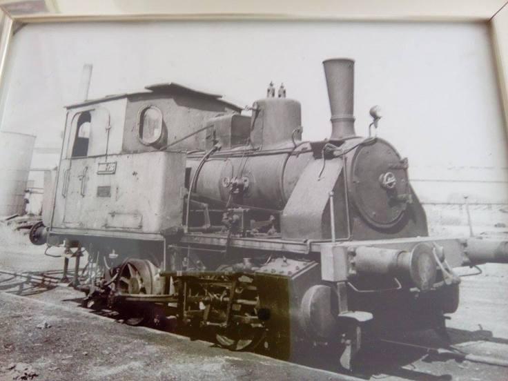 seceranska lokomotiva