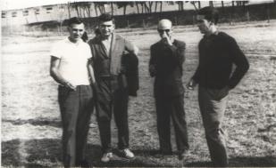 sportski radnici Stole, Aca, kaplar,