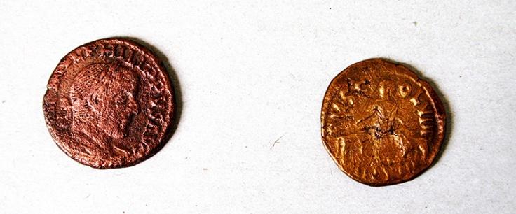 tajna rimskog novcica333