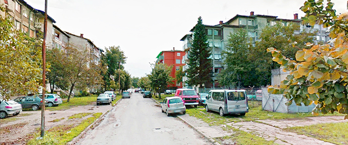 ulica u Cupriji