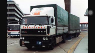 120 најновијих камиона у целој Европи и делу Азије