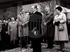 24.04.1973. - Мија Милачић је био домаћин