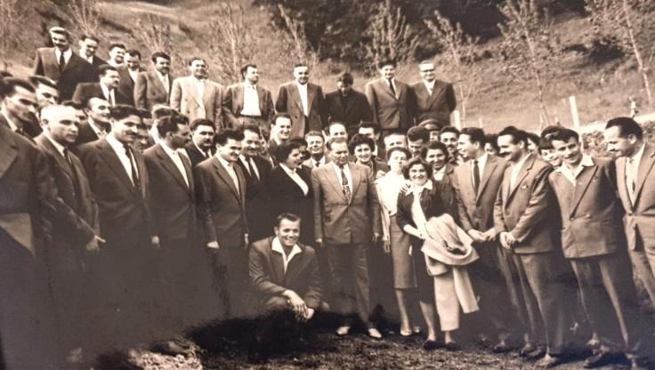 Tito na Pasuljanskim Livadama foto Dedic