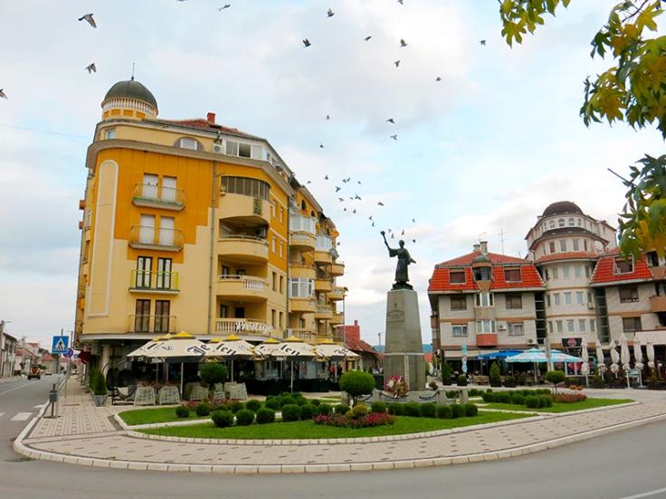 Mara_Resavkinja_monument,_Svilajnac_1