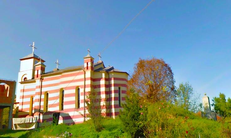 crkva i spomenik
