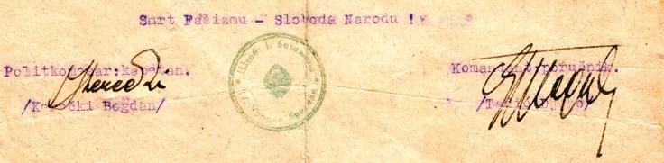 slika 1 Sarajevo 25.01.1946.