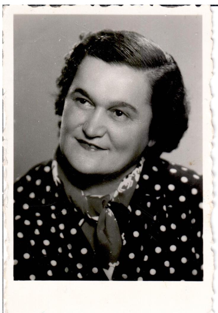 Baba Dana 1955 Beograd