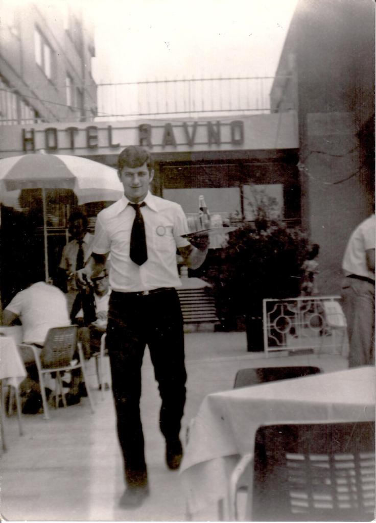 hotel RAVNO Milenkovic Zivomir ZOCA