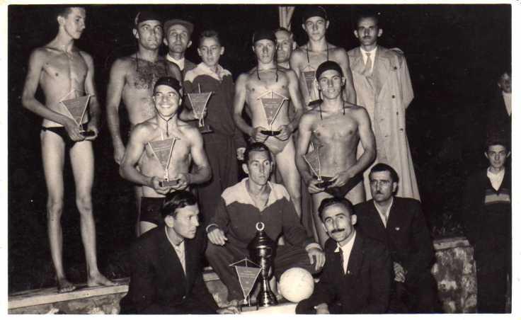 Kup 7 Juli..Ćuprija 1955 godina 2