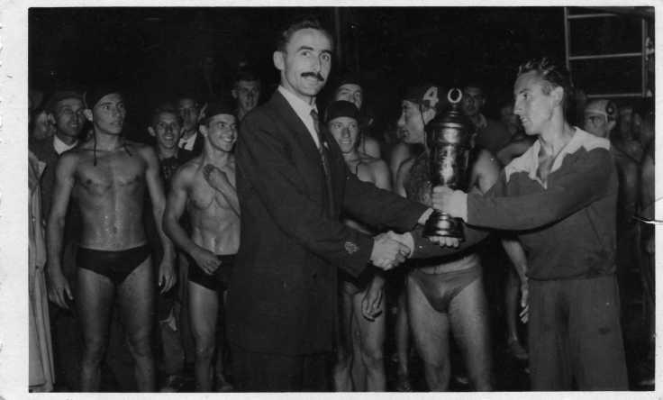 Plivački Klub Radnički Ćuprija..7 Jul 1955 godina