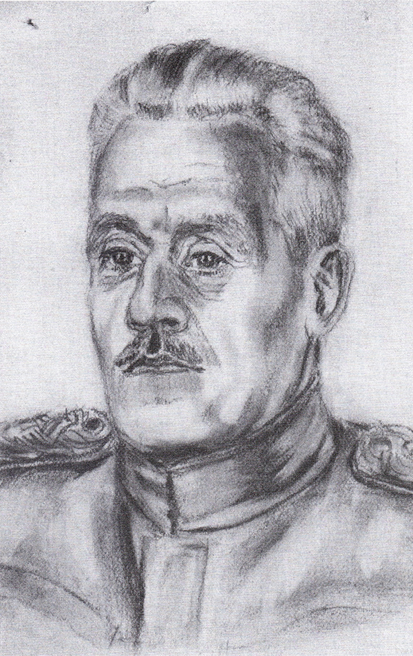 General Dragisa Pandurovic u logoru