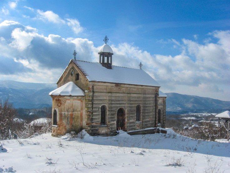 Celije crkva