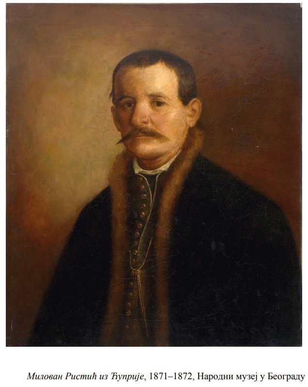 Milovan Ristic