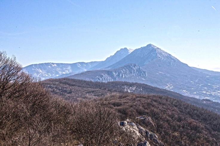 Suva planina Sokolov kamen
