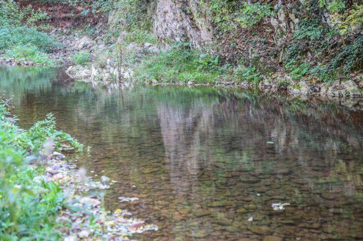 klisura reke Mirosave