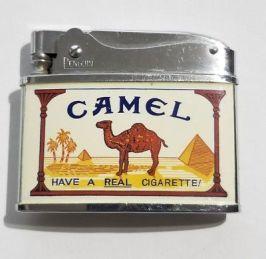 vintage-camel-cigarettes-2-sided-lighter-penguin-brand-have-a-real-cigarette