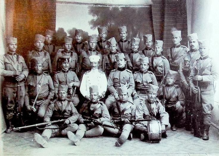 vojnici Cupricani