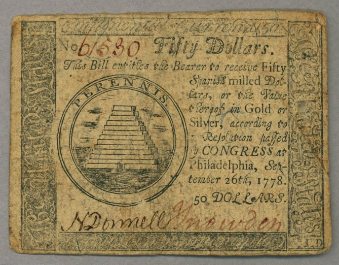 continental_50_note_1778