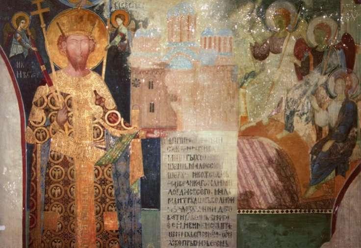 Stefan_Lazarevic_1377—1427_freska_iz_manastira_Manasija_Srbija