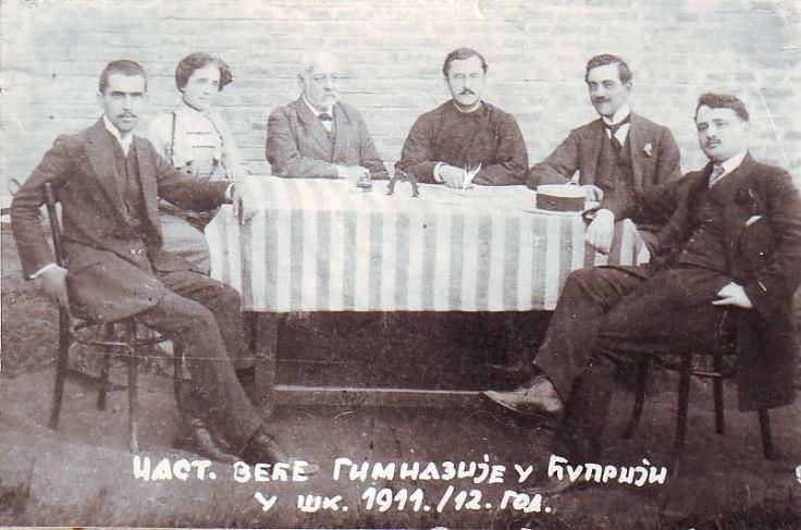 Nastavnici 1911-12 - kopija