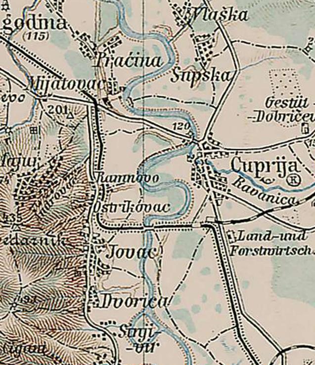 Ramnovo mapa