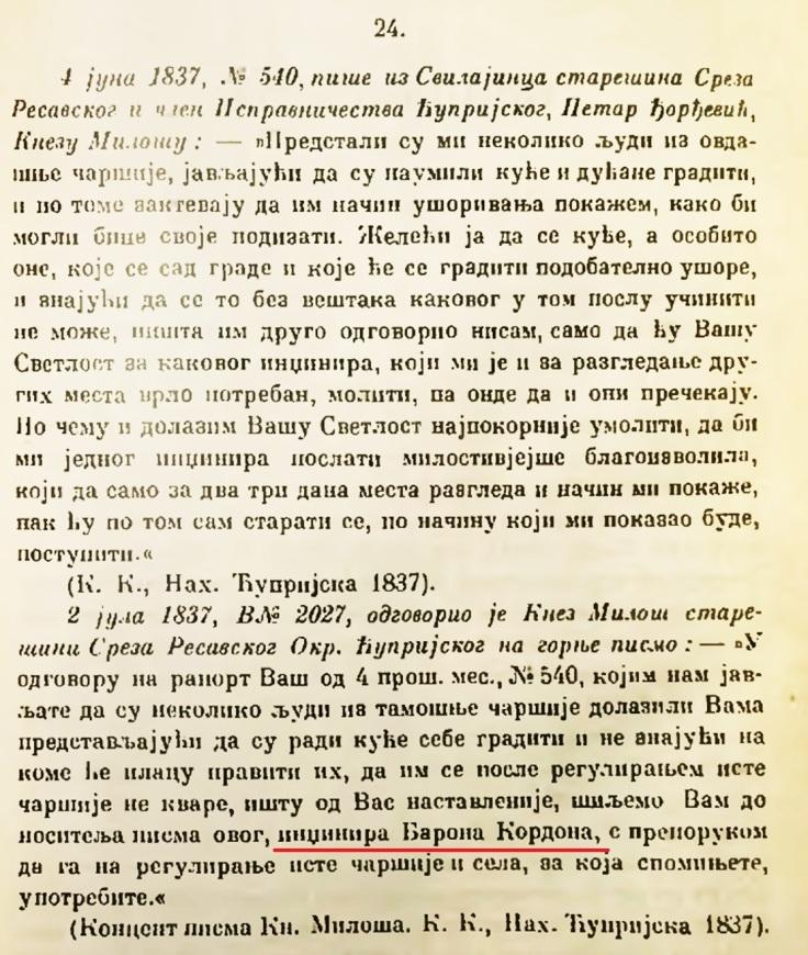 1837 Baron inzenjer