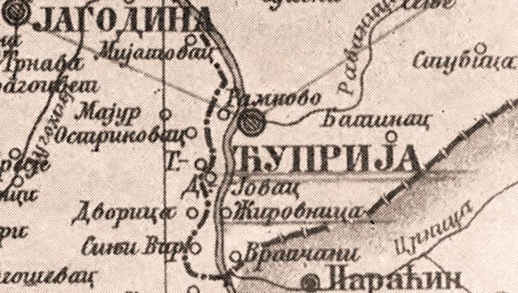 Mucava karta 1815