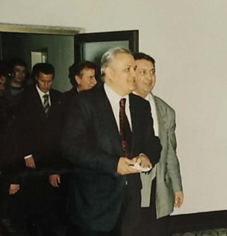 predsednik Srbije i Ljuba